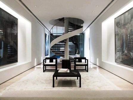 Фото винтовых лестниц (1)
