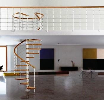 Фото винтовых лестниц (5)