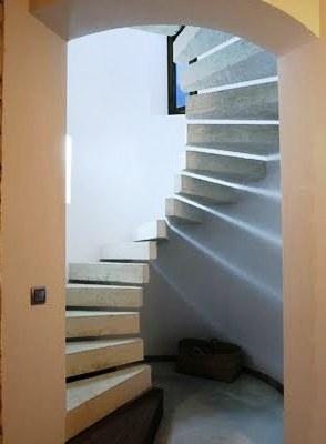 Фото винтовых лестниц (12)