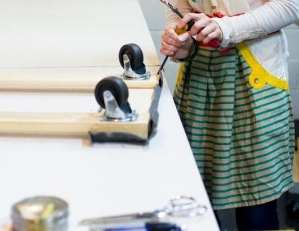 Как сделать ящик для инструментов (2)