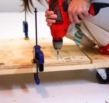Как сделать ящик для инструментов (4)