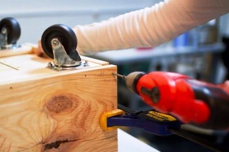 Как сделать ящик для инструментов (8)