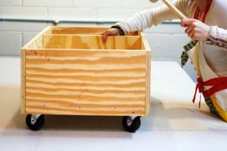 Как сделать ящик для инструментов (10)