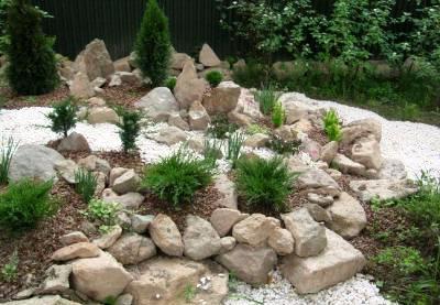 Камень для сада (8)