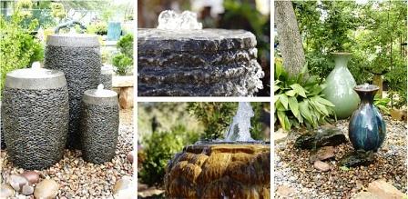 Самодельный фонтан (2)