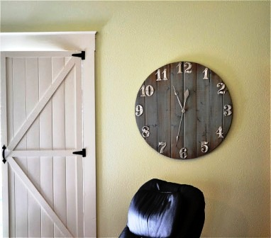 Сделать часы своими руками (7)