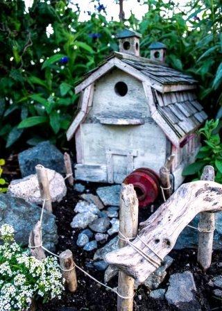 Идеи для маленького сада (2)