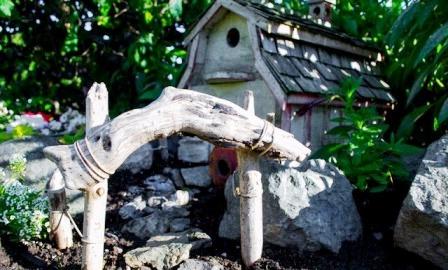 Идеи для маленького сада (4)
