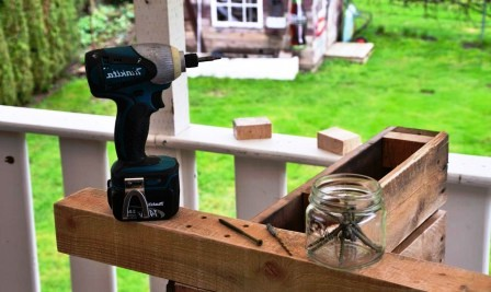 Как сделать деревянный стул (3)