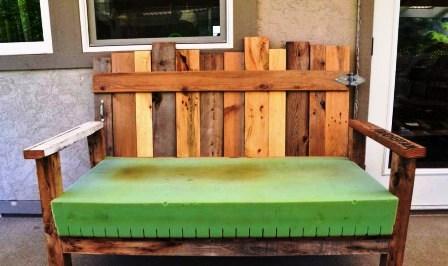 Как сделать деревянный стул (7)