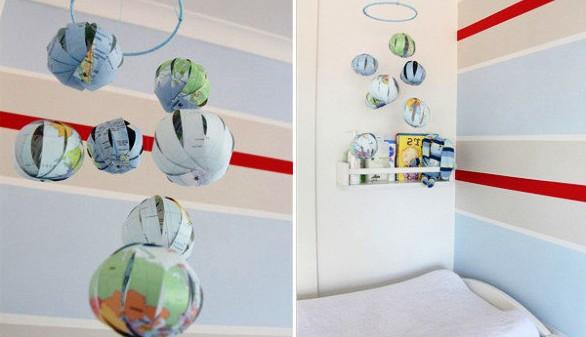 Идеи для детской комнаты для мальчика (4)