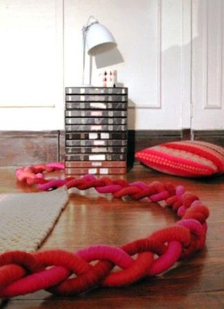 Как спрятать шнур (2)