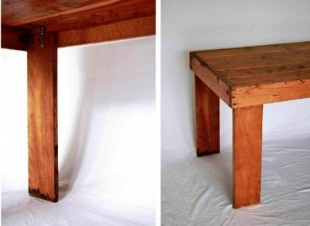 Как обновить стол своими руками (4)