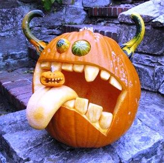 Декор на Хэллоуин (4)