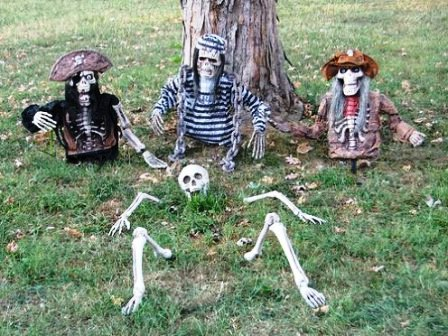 Декор на Хэллоуин (45)