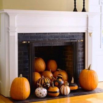 Украшения дома на Хэллоуин (20)