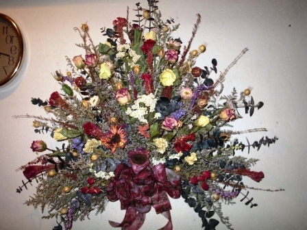 Cушка растений - декор (2)