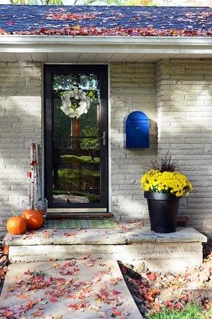 Как сделать венок на дверь (1)