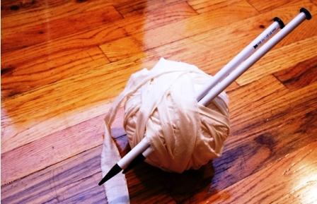 Как сделать коврик своими руками (3)