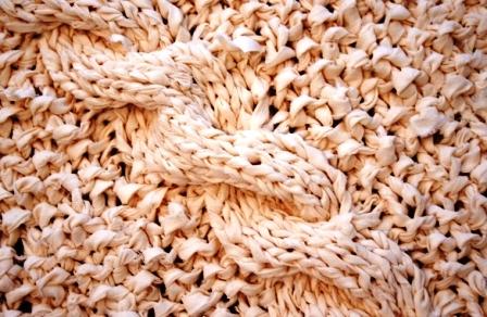 Как сделать коврик своими руками (4)