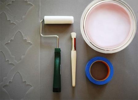 Как украсить стену своими руками (2)