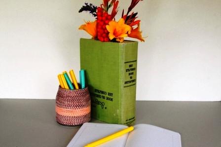 Из чего можно сделать вазу (1)