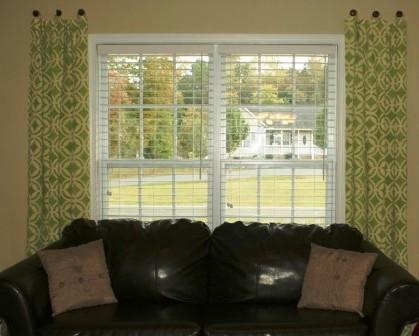 Как украсить шторы (5)