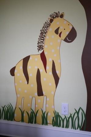Идеи декора для детской комнаты (33)