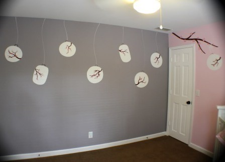 Идеи декора для детской комнаты (43)
