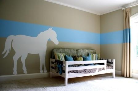 Идеи декора для детской комнаты (44)
