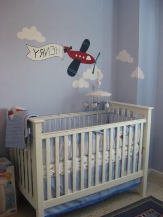 Идеи декора для детской комнаты (48)