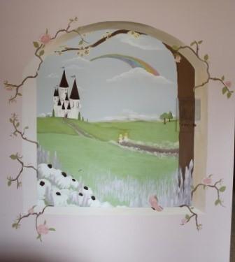 Идеи декора для детской комнаты (52)