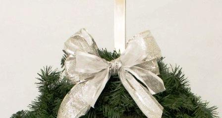 Как сделать новогодний венок (5)