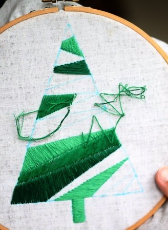 Новогодние подушки своими руками (3)