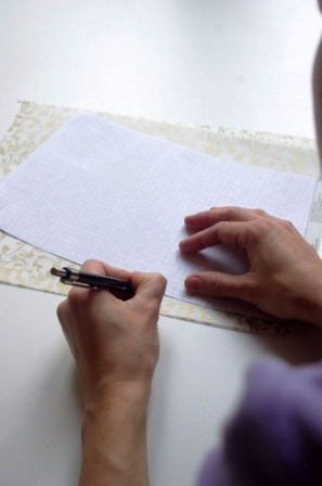 Абажур из бумаги своими руками (3)