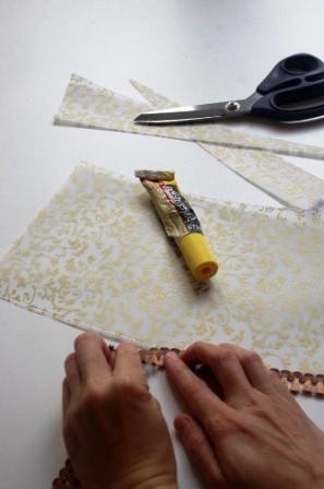 Абажур из бумаги своими руками (4)