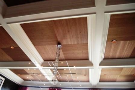 Идеи для оформления потолка (25)