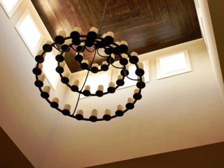 Идеи для оформления потолка (22)