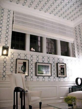 Идеи для оформления потолка (45)