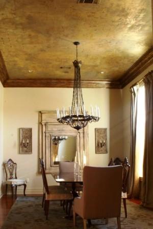Идеи для оформления потолка (15)