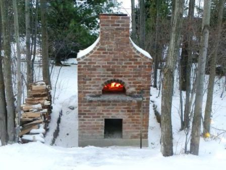 Печь для пиццы своими руками (1)