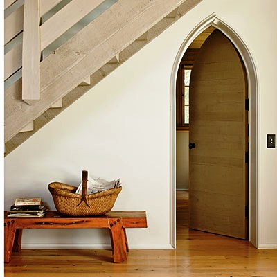 Загородный деревянный дом (5)