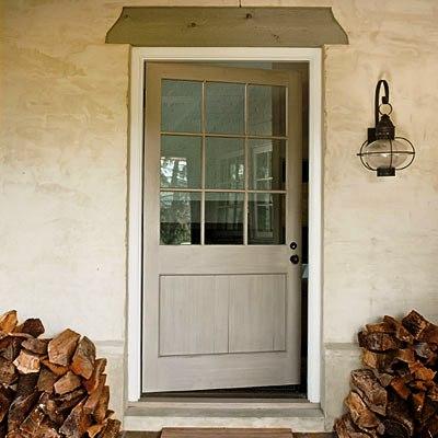 Загородный деревянный дом (2)
