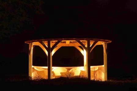 Освещение на даче (5)
