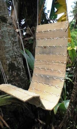 Кресло - гамак своими руками (1)