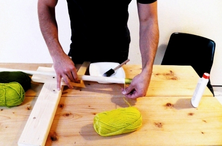 Как сделать скамейку из дерева (13)