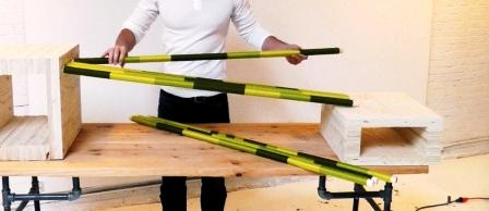 Как сделать скамейку из дерева (17)