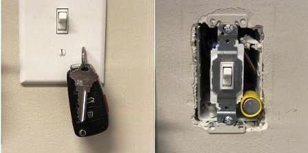 Вешалка для ключей своими руками (4)