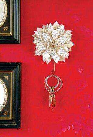 Вешалка для ключей своими руками (12)