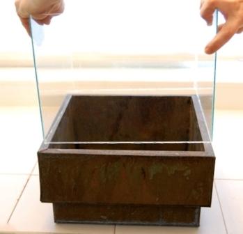 Декоративный камин своими руками (6)